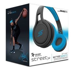 "SMS Audio was developed by international recording artist, actor, and philanthropist Curtis ""50 Cent"" Jackson as the next step in the evolution of personal audio technology. Smart, stylish and comfortable, these devices provide you with an escape into the lush world of professionally-tuned, acoustically perfect music.anywhere, anytime, and any way you want to hear it. 