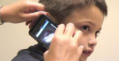 Researchers Develop iPhone Scope To Detect Ear Infection (Video)