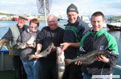 Dingle Bay Fishing Charter
