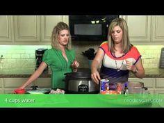 Apple Cinnamon Steel Cut Oatmeal - Crockin' Girls