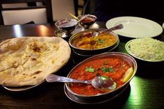 The chicken tikka masala and butter chicken are two dishes I'd definitely order again at the Indian Lounge in Edinburgh. @This is Edinburgh @The City of Edinburgh Council