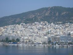 Kavala City, Island Pictures don't do it any justice Travel Around The World, Around The Worlds, Thasos, Greece Pictures, Best Cities, Adventure Is Out There, Greek Islands, Vacation Spots, San Francisco Skyline