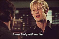 I trust Emily