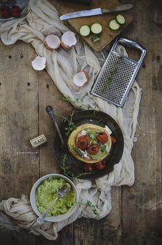 Pancakes salati al cumino | @fotogrammi