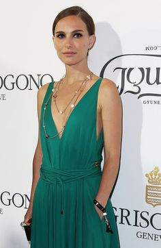 Natalie Portman traded in cheese for a totally vegan diet. We have to say she looks pretty good.