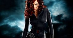Black widow is a chatecter I like from the avengers, I like her bright red hair and the fact that she's a woman because you don't see a lot of marvel chatecters that are women
