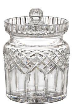 Waterford 'Lismore' Lead Crystal Cookie Jar