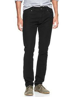 Gap x GQ Bespoken Moleskin Jeans   Gap