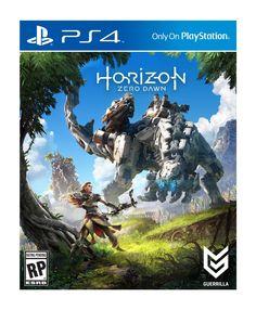 Amazon.com: Horizon: Zero Dawn - PlayStation 4: Video Games