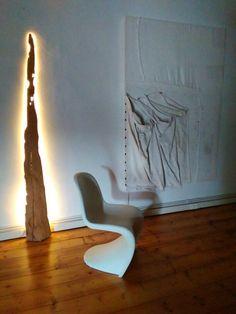 Opera juta 220 x140 lamp wood paolo ferrari