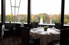 Per Se, New York City This elegant dining room overlooking Central Park in the Time Warner Center remains an essential experience in New York, even for Sam Sifton, who chose the restaurant for his final review as The New York Times' restaurant critic — giving it four stars.Per Seupholds the standards set by Thomas Keller at The French Laundry, winning a James Beard Award in 2011 for Outstanding Service and receiving an annual three-star