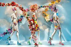 Macy's Flower Show!!! | New York On A Nickel!