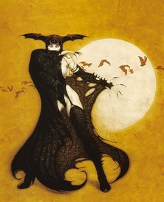 Art by Gerald Brom
