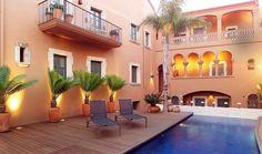 Selección de ofertas: 04/11/2014, hoy un hotel con encanto Rusticae! Lugares con encanto. Hoteles con encanto. Hotel Gran Claustre 4*. Altafulla. Costa Dorada.
