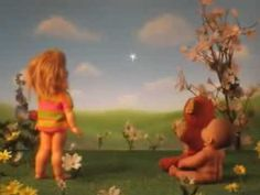 "Sweet Wishes: Short Film by Mark Ryden and Marion Peck. Music by Raymond Scott and the Secret 7, ""And the Dish Ran Away with the Spoon,"" from THE UNEXPECTED Vocal by Dorothy Collins."