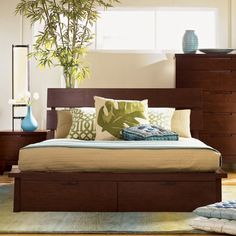Icon of Cherry Wood Headboard: Best Furniture for Vintage Lover