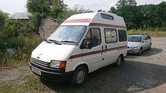 eBay: Ford Transit Auto Sleeper Campervan 53K Miles #campervan