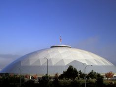 size: Photographic Print: Tacoma Dome, Tacoma, Washington Poster by Jamie & Judy Wild : Artists Tacoma Washington, Washington State, Yosemite National Park, National Parks, Prince Concert, Pinterest Photos, Ways Of Seeing, Places To Go, City