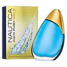 Nautica Acqua Rush Gold For Men