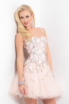 blush prom dresses 2012