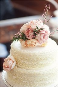 These ideas will help you in creating a wedding cake which will give you a tasteful and awesome experience