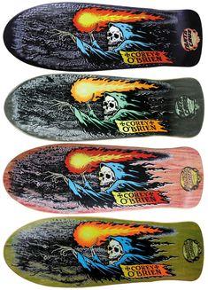 4976dca75a4d73 Corey O Brien  Santa Cruz  Jim Philips Skateboard Companies