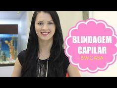 Blindagem capilar caseira que protege e restaura seu cabelo após qualquer dano - Vix