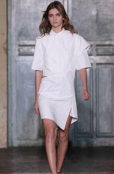 Segunda jornada de la París Fashion Week | Felipe Oliveira Baptista