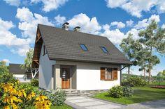 Projekt domu Mój Dom ŒŚnieżnik - DOM BM5-41 - gotowy projekt domu