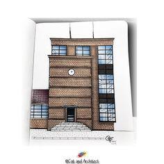 """""""Le Officine Fagus sono una fabbrica di forme per scarpe progettate da Walter Gropius e Adolf Meyer e realizzate nel 1911. Sorgevano isolate alla periferia della cittadina di Alfeld an der Leine in una conca tra boschi e colline; sono rimaste praticamente intatte, così come la città, in quanto è una delle poche zone risparmiate dalla seconda guerra mondiale. Nella struttura Fagus, Gropius e Mayer adattarono la sintassi della Fabbrica di turbine di Behrens ma con soluzioni architettoniche…"""