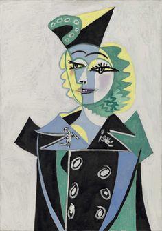 Nusch Éluard / Picasso. Retratos | Museo Picasso de Barcelona