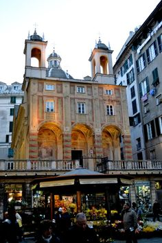 #Genova in #pictures. #Tourism in #Italy