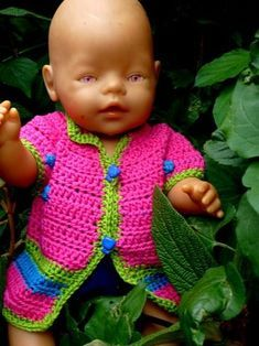 Crochet Doll Clothes, Crochet Dolls, Crochet Baby, Baby Born, Twin Babies, Little Darlings, Children, Kids, Diy And Crafts