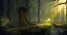 beautiful 2d side scroller games - Google Search