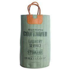 Container tvättkorg från House Doctor – Köp online på Rum21.se