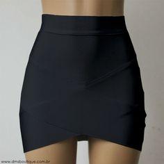 Mini Saia de Bandagem - Saias | DMS Boutique