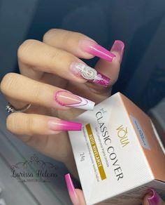 Nails Inspiration, Body Art, Hair Beauty, Style Nails, Nail Art, Perfect Nails, Pretty Nails, Gorgeous Nails, Long Nails