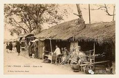 Hanoi in French Colonial Period Old Pictures, Old Photos, Tonkinese, Vietnam History, French Colonial, Hanoi Vietnam, Priest, Period, House Styles