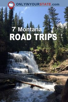 Travel | Montana | Road Trips | Bucket List | Enchanting Places | Natural Wonders | Explore Montana