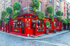 Dublin is the perfect place to visit after graduation.