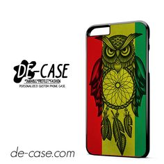 Owl Jamaican Flag DEAL-8361 Apple Phonecase Cover For Iphone 6/ 6S Plus