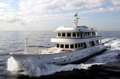 Brokerage deal of the week: the Terranova 115 Explorer Tananai | SuperYacht Times