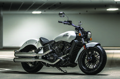 2016 Indian Scout Sixty | MOTORCYCLIST