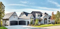 Exteriors Photo Gallery | Custom Homes in Kansas City KS | Starr Homes