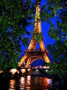 Eiffel Tower, Paris France | by dRalous
