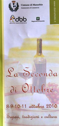 La seconda di Ottobre a Manerbio  http://www.panesalamina.com/2010/234-la-seconda-di-ottobre-a-manerbio.html