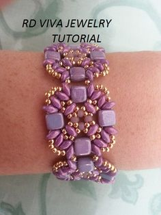 Tutorial- Nevada Bracelet