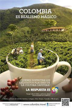 Paisaje Cultural Cafetero - Colombia