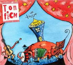 Radio Auweia - Tonfisch - Kindermusikkaufhaus KIMUK.de - Kindermusik