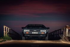 DeLorean DMC-12 by Andrey Moisseyev on 500px
